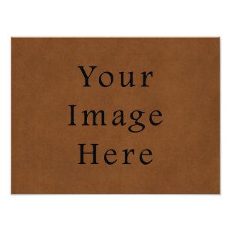 Papel de pergamino de cuero bronceado vintage de B Fotografia