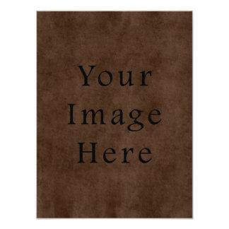 Papel de pergamino del café express de Brown oscur Arte Con Fotos