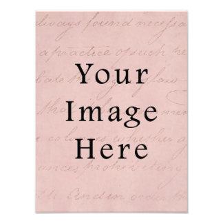 Papel de pergamino del texto de la escritura del r fotografias