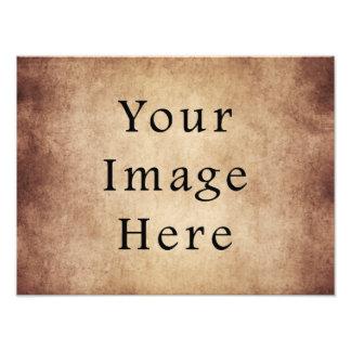 Papel de pergamino ligero envejecido vintage de Br Arte Fotográfico