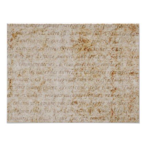 Papel de pergamino viejo del texto del moreno de B Fotografia