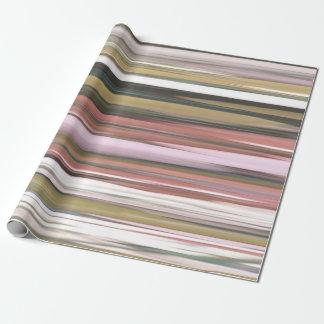 Papel De Regalo #2 abstracto: Falta de definición de los colores