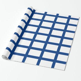 Papel De Regalo Bandera de Finlandia