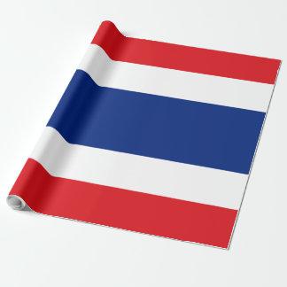 Papel De Regalo Bandera de Tailandia