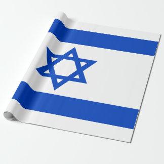 Papel De Regalo Bandera del estado de Israel