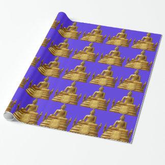 Papel De Regalo Buda