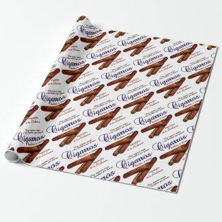 Papel De Regalo Cigarros - Cirars