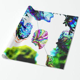 Papel De Regalo Colores en el viento