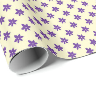 Papel De Regalo Diseños púrpuras