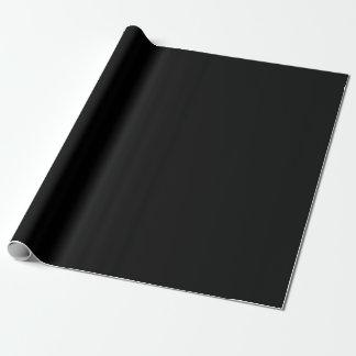 Papel De Regalo El color en blanco del cambio de la PLANTILLA DIY