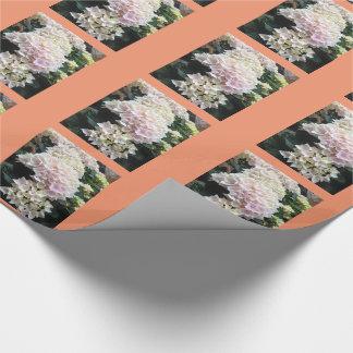 Papel De Regalo Es una toma de posesión floral