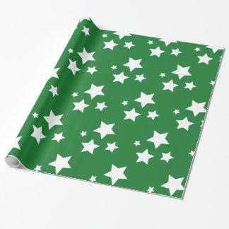 Papel De Regalo Estrellas