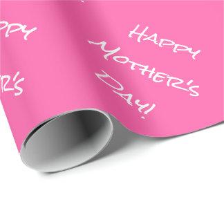 Papel De Regalo Fave feliz color de rosa de Jessica del día de
