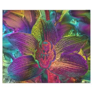Papel De Regalo floraciones tropicales gigantescas (c)