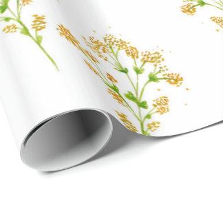 Papel De Regalo floral
