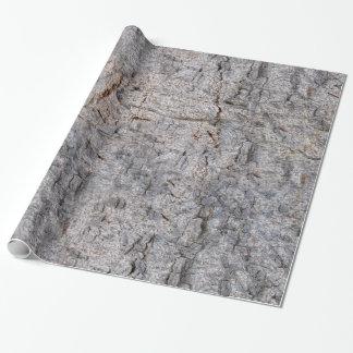 Papel De Regalo Foto de la corteza de árbol de la naturaleza