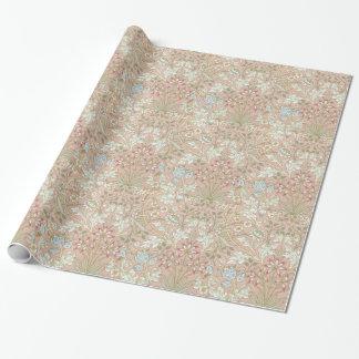 Papel De Regalo Jacinto GalleryHD floral de William Morris del