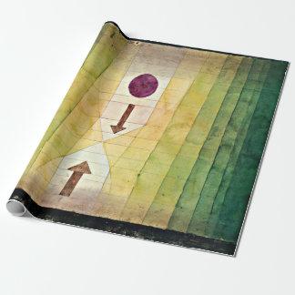 Papel De Regalo Klee - antes de los bombardeos