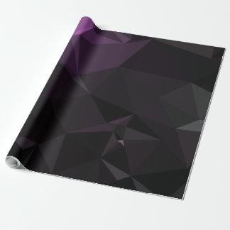 Papel De Regalo Modelo geométrico abstracto moderno - sombra subió