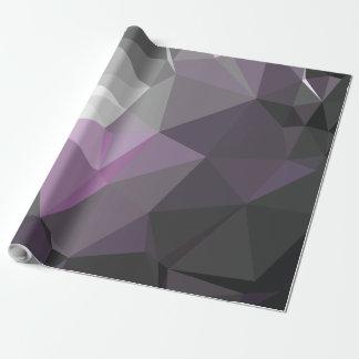 Papel De Regalo Modelo geométrico abstracto moderno - sombras de