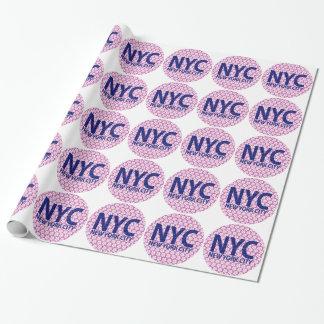 Papel De Regalo New York City NYC