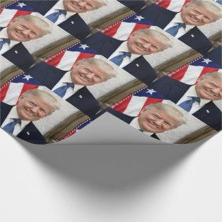 Papel De Regalo Presidente Donald Trump