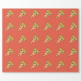 Papel De Regalo Rebanada de la pizza