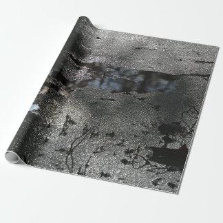 Papel De Regalo Sobre todo fotografía blanco y negro del extracto