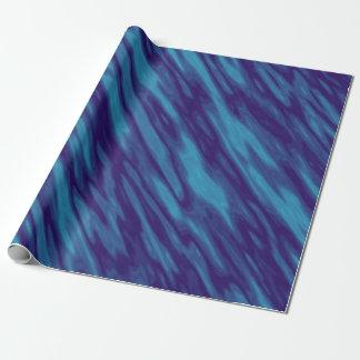 Papel De Regalo Sombras del azul