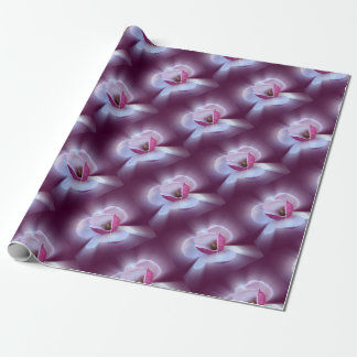Papel De Regalo sombras rosadas de la magnolia