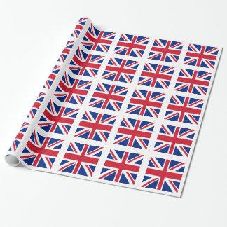 Papel De Regalo Union Jack - bandera del Reino Unido