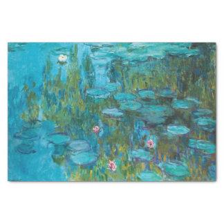 Papel De Seda Arte de Nymphéas GalleryHD de los lirios de agua