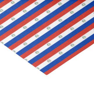 Papel De Seda Bandera de Paraguay