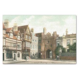 Papel De Seda Bar del norte, 1900) papeles seda de Beverley (