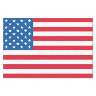Papel De Seda Barras y estrellas de la bandera de los E.E.U.U.