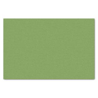 Papel De Seda Color verde oliva