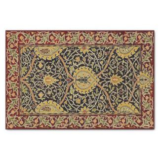 Papel De Seda Diseño de la impresión del arte de la alfombra