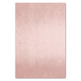 Papel De Seda El rosa rosa claro se ruboriza polvo metálico se