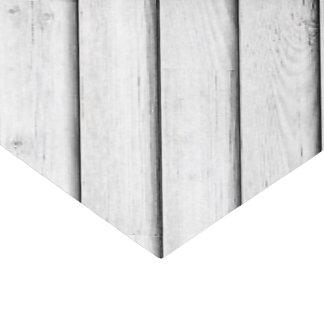 Papel De Seda Falso personalizable de madera del blanco el | de