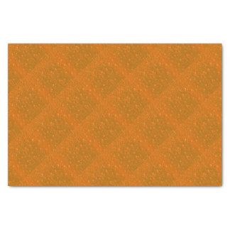 Papel De Seda Fondo anaranjado de Bibble de la sombra