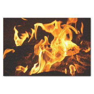 Papel De Seda Fuego 7285