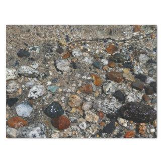 Papel De Seda Guijarros del granito en la naturaleza de Yosemite