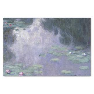 Papel De Seda Lirios de agua de Claude Monet Nymphéas 1907