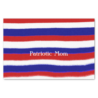 Papel De Seda Mamá patriótica