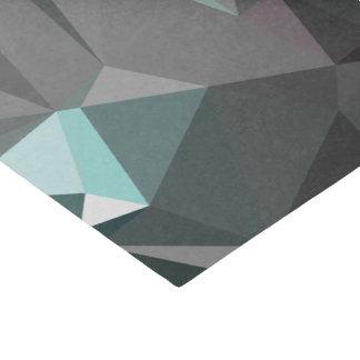 Papel De Seda Modelo geométrico abstracto moderno - caballero de
