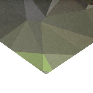 Papel De Seda Modelo geométrico abstracto moderno - el río
