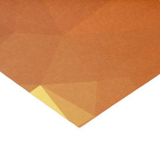 Papel De Seda Modelo geométrico abstracto moderno - roca de la