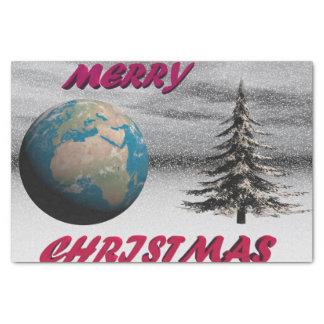 Papel De Seda navidad y nieve del mundo