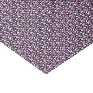 Papel De Seda Paisley púrpura oscura
