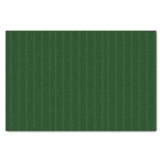 Papel De Seda Rayas verticales verdes de Feliz Navidad